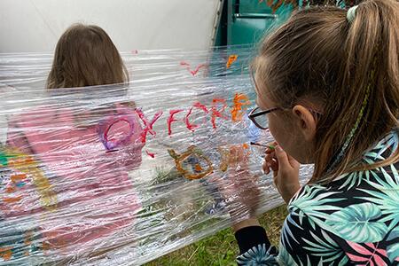 OXFORD Słupsk - Półkolonie Cukierkowe LOVE