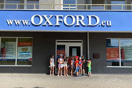 OXFORD Słupsk - Półkolonie Eksperymentalne Rewolucje