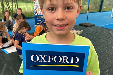 OXFORD Słupsk - Półkolonie W Szkole Czarodziejów